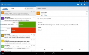Outlook für Android