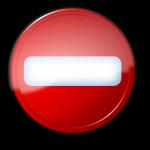 Bild Stopschild